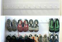 Shoe-racks design