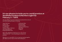 Offecct SFF 2015 / Welcome to our world premiere at the Stockholm Furniture Fair, Feb 3-7 2015, where we will present new products from designers such as Jasper Morrison, Studio Irvine, Michael Sodeau, Luca Nichetto, Fattorini+RIzzini+Partners, Jean-Marie Massaud, Broberg & Ridderstråle, Christophe Pillet, Richard Hutten, David Trubridge, Claesson Koivisto Rune, Mario Ruiz and Tengbom. More info: http://bit.ly/offecct-sff2015 #offecct #design #2015sdw #2015sff