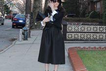 A La Modesty Outfits / Modest Tznius Fashion Inspiration  www.alamodesty.com