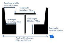 Кухни столы