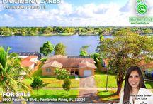 Pasadena Lakes Pembroke Pines Florida Homes for Sale