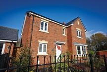 The Beeches Village, Caerphilly | Lovell Homes / This fast-selling development of 82 homes with a range of tenure options is built on the site of the old Caerphilly Miners District Hospital in a fantastic location only minutes from the centre of town with the M4 only a couple of miles away.