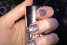 Hair or nails