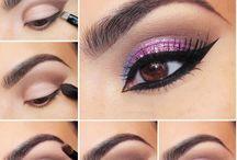 contur ochi(makeup)