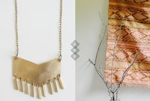 Handmade + Vintage / by Mariah // Everything Golden