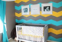 Modern Baby Cribs / A fabulous showcase of stylish and trendy and unique #modern #babycribs to add some unique flare to your nursery.