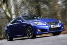 Lexus IS F Saloon