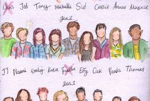 The skins