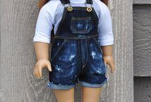 Abbie's AG doll stuff