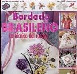 Вышивка бразильская