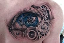 Tat ooh / by Aimee Heckel