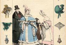 1830-1840 Fashionplates
