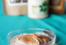 Healthy sweets / Sunne desserter og snacks til både helg- og hverdagskos