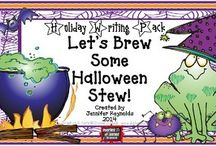 Halloween Resources and Ideas