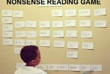 Fun with Sight Words / Learning sight words makes it easier to learn to read.  Check out these learning activities which add an element of fun to learning sight words.  / by Capri + 3