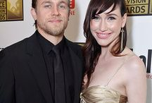 Charlie Hunnam & girlfriend Morgana McNelis Pinterest photos / Pin the best Charlie Hunnam photos from our Charlie Hunnam Pinterest board and follow eCelebrityFacts on Pinterest and Twitter for more Charlie Hunnam!!