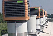 umidificatori e raffrescatori per ambienti / Tra i prodotti Evel, anche la nuova gamma di raffrescatori e umidificatori per i grandi ambienti, efficacia e durata nel tempo garantite, per non parlare del risparmio energetico ed economico che ne deriva...