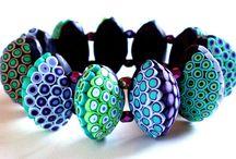 Polymer Clay Jewelry / by Paula Lewis