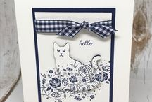 Cat Punch Stampin Up