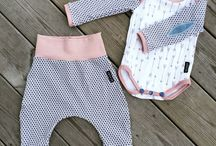 baby clothes sewing
