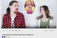 Instagram Nuovo video sul canale: http://bit.ly/pataPreview  Un po'... particolare! :D  #patafisica #ipatafisici #video #youtube