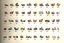 Varietà di insetti