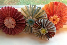 Paper & Paper Beads / by OSuzannah / Susan McRae