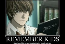Death note / by Creepypasta Keeper