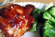 Recepten Vlees, vis en saus