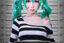 Costume.J. cosplay - film,fantasy, sci-fi,games, book,larp,gothic..