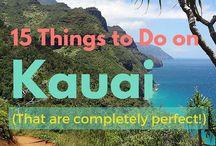 Kauai Vacation