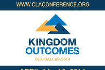 CLA Dallas 2014 / Highlights from the 2014 National Conference - April 14-16, 2014
