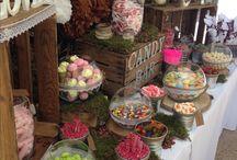 Mesa dulce bodas
