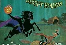 Sleepy Hollow / by Brendan Dearie