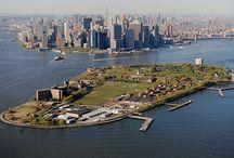 Governors Island, New York