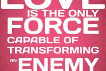It's All About Love / It's all about love for God, love for self and love for others.