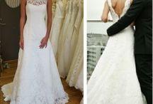 Bröllopsklänning / Klänning