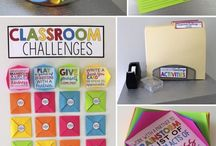Classroom Community / Ideas to build a kind and cohesive classroom community in elementary and middle school classrooms.