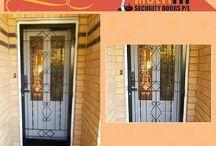 Security Doors Design