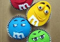 Cool cupcakes / Yum