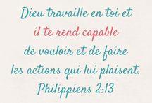 Bible quotes-francais