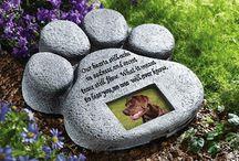 aww dog memorial