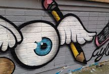 Graffiti / Graffiti around the world / by Sally Jenkins