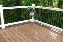 Hillpark deck