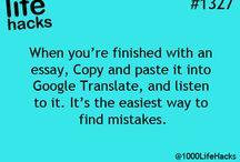 life hacks!!!