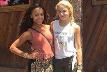 Nia and Chloe