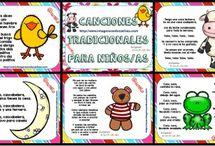Cantos y canciones para niños