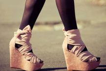 Shoes and more shoes / by Alma Garcia