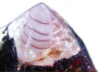 Cristal de cuarzo orgonita