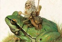 Jean Baptiste Monge / Illustrations